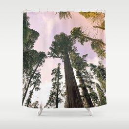 Redwood Portal II Shower Curtain