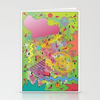 fresh prince Stationery Cards featuring Fresh Prince by TheArtGoon