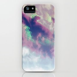 Ghosts Of Days Past iPhone Case