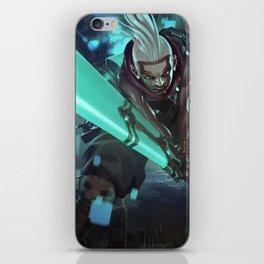 Ekko Comic League Of Legends iPhone Skin