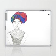 Fashion Illustration 1  Laptop & iPad Skin