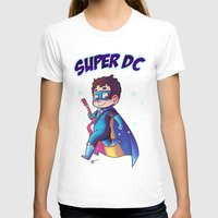 dc comics T-shirts featuring Super DC by Sunshunes