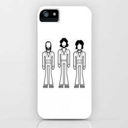 Bee Gees iPhone Case
