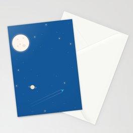 Rocket #2 Stationery Cards