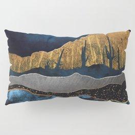 Midnight Desert Moon Pillow Sham