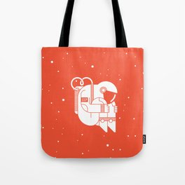The Cosmonaut Tote Bag
