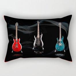Collection de guitares Rectangular Pillow