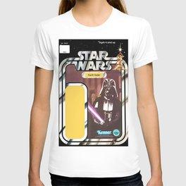 Darth Vader Vintage Action Figure Card T-shirt
