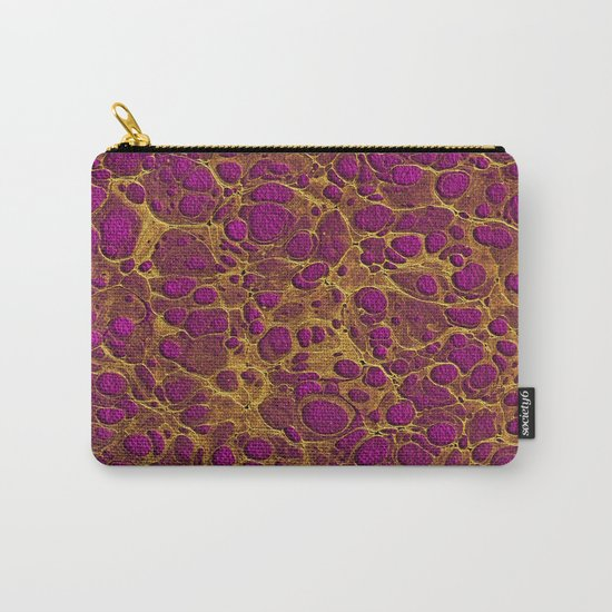 Golden Marble 03 Carry-All Pouch
