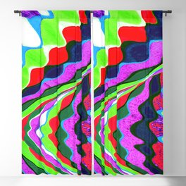 I Dream in Colors Blackout Curtain