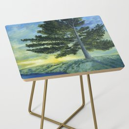 Let It Be by Teresa Thompson Side Table