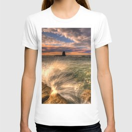 Saltwick Bay, North Yorkshire T-shirt