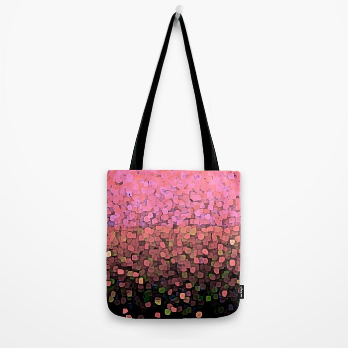 Sparkles and Glitter Pink Tote Bag