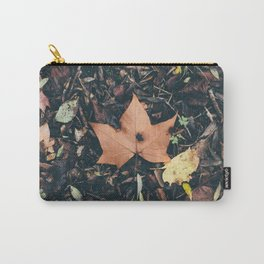 Roots // 10 Carry-All Pouch