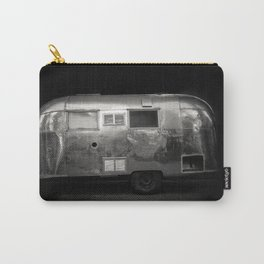 Vintage Airstream Camper Trailer Carry-All Pouch