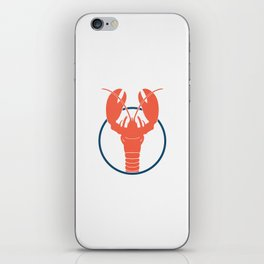 Lobster Lake iPhone Skin