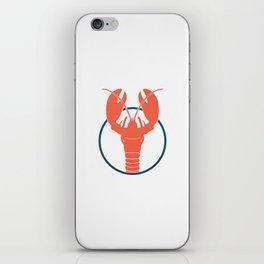 Lobster Lake iPhone Skin