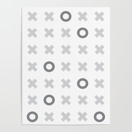 naughts and crosses Poster