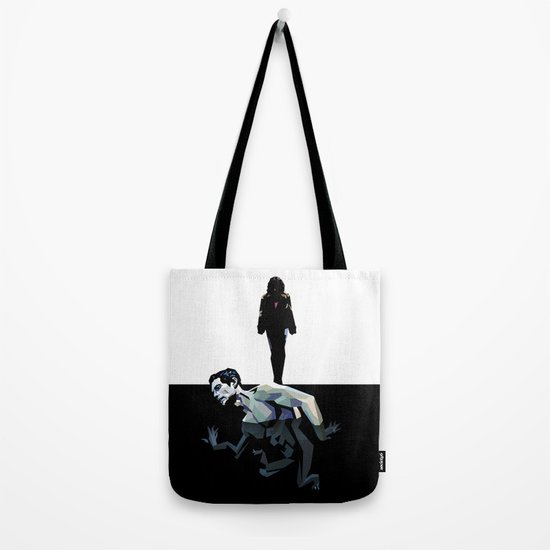 Skin Deep (Under the Skin) Tote Bag