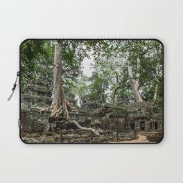 Ta Phrom, Angkor Archaeological Park, Siem Reap, Cambodia Laptop Sleeve