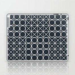 Geometric Tile Pattern Laptop & iPad Skin
