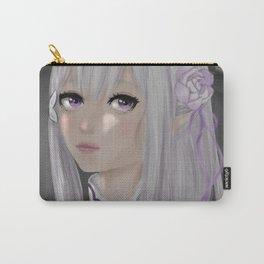 Emilia (Re-Zero) Carry-All Pouch