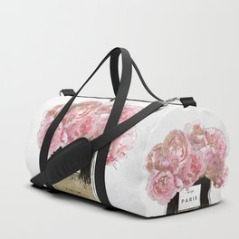 Pink Scented Duffle Bag