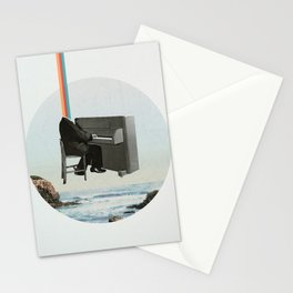 Pianocean Stationery Cards
