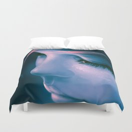 Focus on yourself Duvet Cover