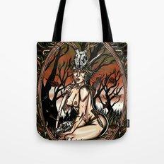 The Huntress Tote Bag