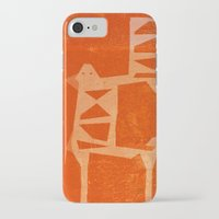 jaguar iPhone & iPod Cases featuring Jaguar by Fernando Vieira
