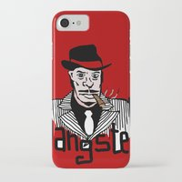 gangster iPhone & iPod Cases featuring Gangster by Logan_J
