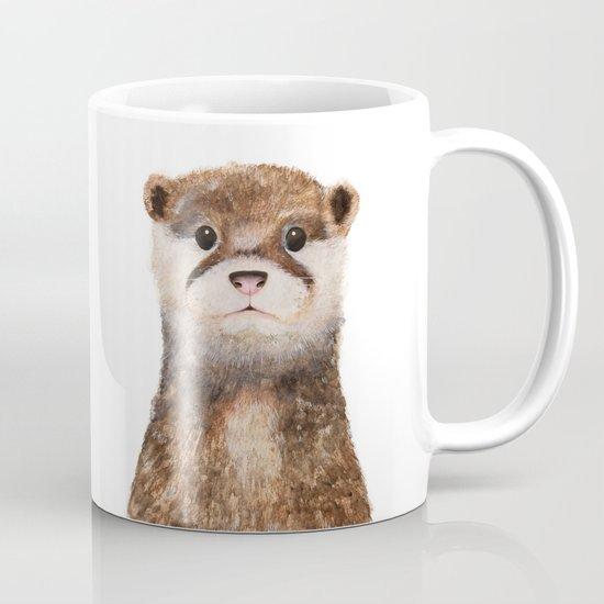 Little Otter Mug