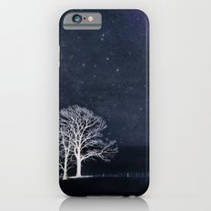 The Fabric of Space and the Boundary of Knowledge iPhone 6s Slim Case