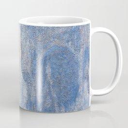1894-Claude Monet-Rouen Cathedral Façade and Tour d'Albane (Morning Effect)-74 x 106 Coffee Mug