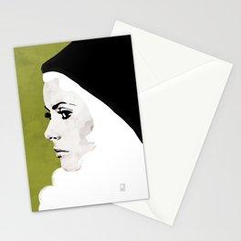 Catherine Deneuve Stationery Cards