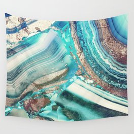 Earthly Pleasures I Wall Tapestry