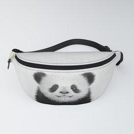 Panda Bear - Black & White Fanny Pack
