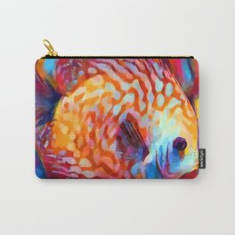 Discus Fish Carry-All Pouch