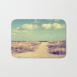 Beach whisper Impression Bath Mat