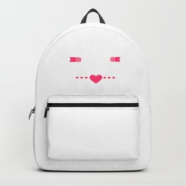 Love Is In The Air Cupids Hearts Valentines Day Romance Lovers Date Gift Backpack