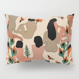 Got Your Back II Pillow Sham