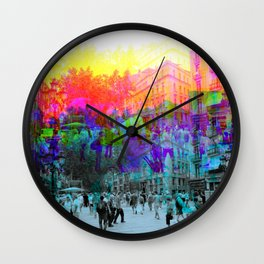 In other words the sample results procedural, aye. Wall Clock