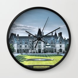 The Bilmore Estate Wall Clock