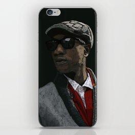 Aloe Blacc iPhone Skin