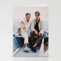 ripley Stationery Cards featuring TALENTED MR. RIPLEY by VAGABOND