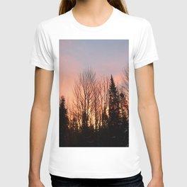 Photo 40 sunset T-shirt