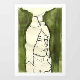 Heaviness#2 Art Print