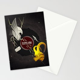 Sentiment Stationery Cards