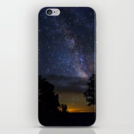 Under The Stars at the Grand Canyon iPhone Skin